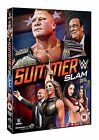WWE Summerslam 2014 DVD 5030697027740 John Cena Brock Lesnar Randy Orton.