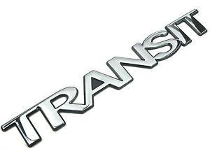 Details Zu Original Ford Transit Hintertur Emblem Connect Di Tddi Swb Lwb Sport Trend Van