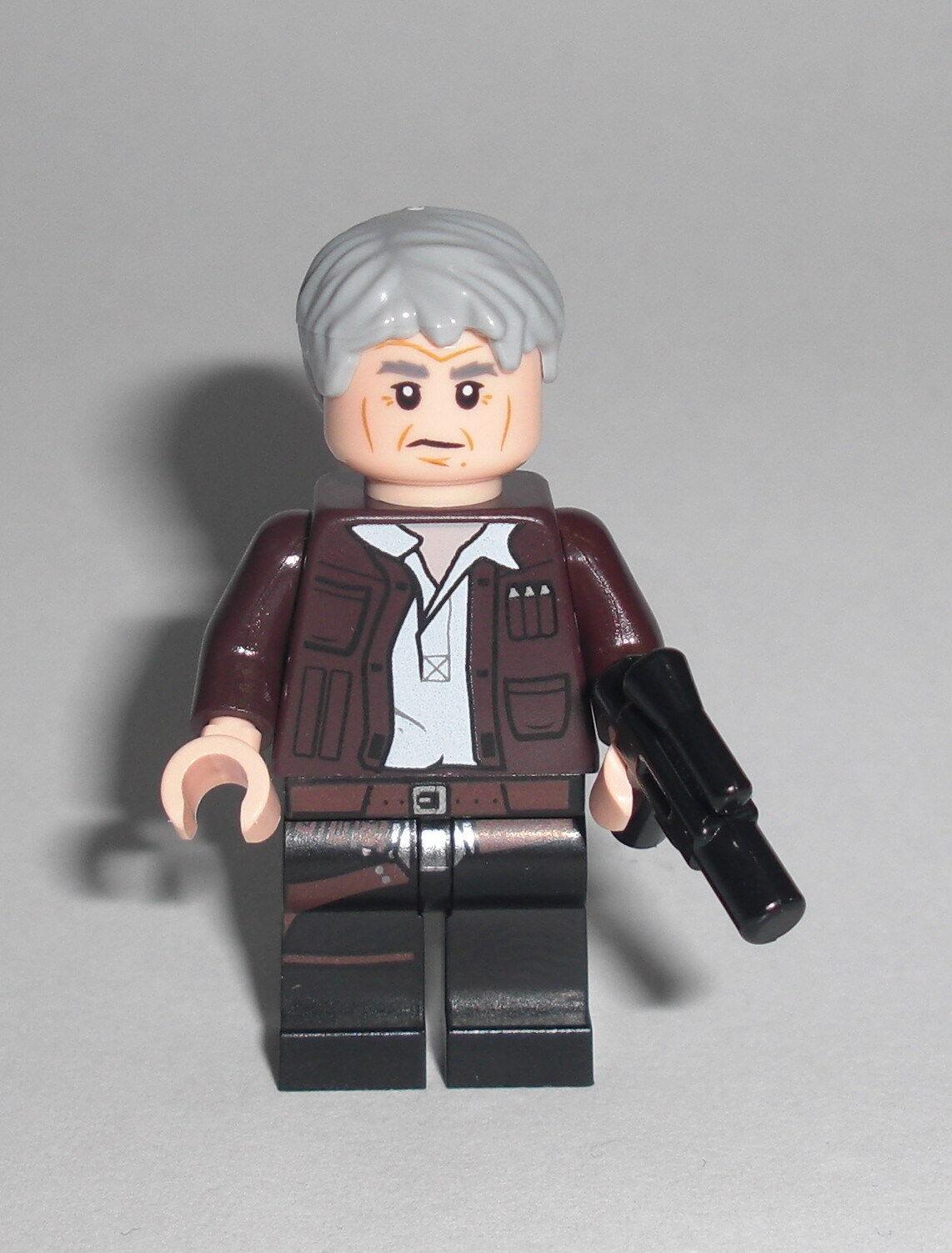 LEGO Star Wars - Han Solo (75180) - Figur Minifig EP7 Rathtar Escape 75180