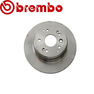 For Honda Element 03-11 Two Front /& Two Rear Disc Brake Rotors Kit Brembo OEM