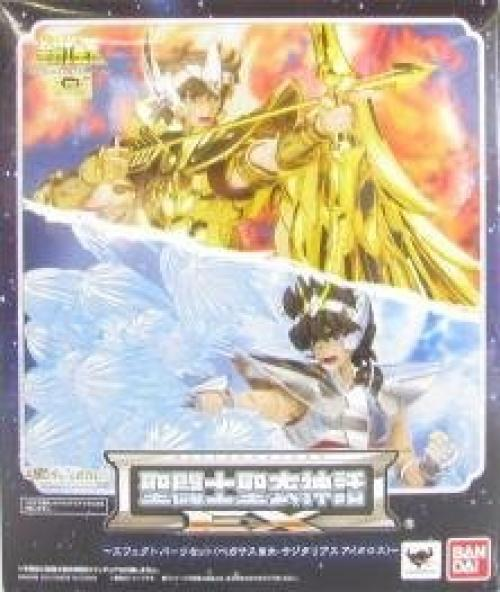 NEW Saint Cloth Myth EX EFFECT EFFECT EFFECT PARTS Set PEGASUS & SAGITTARIUS BANDAI F/S 7eae34