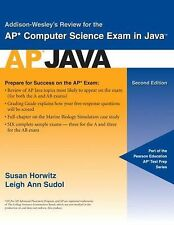 Addison-Wesley's Review for the AP Computer Science Exam in Java (2nd Edition)