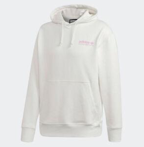 41564a85 Adidas Originals Men's KAVAL PULLOVER Hoodie Cloud White DM1489 c | eBay