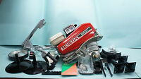 Vintage Honda F401 Rototiller Roto Tiller Gx110 Engine