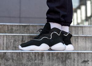 best service eae8f b7d23 Image is loading NEW-MENS-ADIDAS-CRAZY-BYW-LVL-I-SNEAKERS-