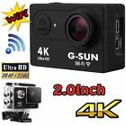 Ultra 4K Full HD 1080P Waterproof Wifi SJ4000 Sport DV Action Camera Cam I