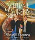 The Lady's Command by Stephanie Laurens (CD-Audio, 2015)