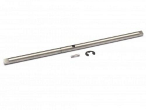 Boom Racing Front Stainless Steel Drive Shaft Scale PHAT Axle Defender D90/D110