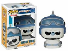 Pop! Movies The Penguins of Madagascar Short Fuse By Funko