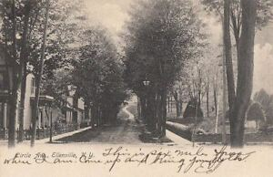 Postcard-Circle-Ave-Ellenville-NY
