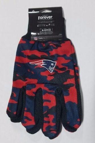 New England Patriots Camouflage Sport Nützlichkeit Handschuhe Arbeit