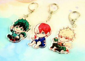 My-Hero-Academia-Anime-Keyring-Keychain-UK-Stock-Boku-no-Hero-Academia-Manga