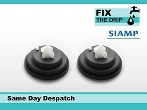 2 X Flotteur Siamp Diaphragme Entrée Vanne 95 95l 99t 99b 99 Duravit Laufen-afficher Le Titre D'origine