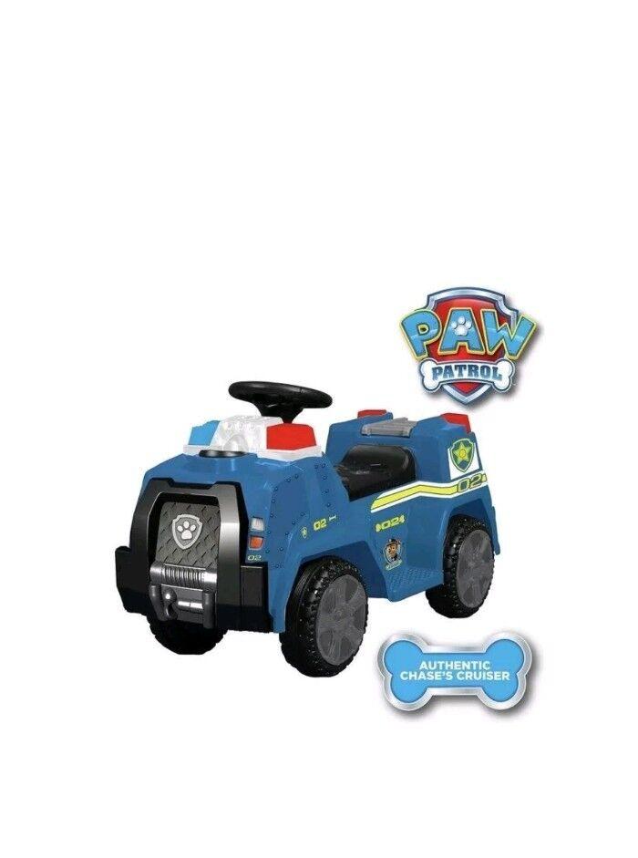 PAW Patrol Chase Police Cruiser 6V
