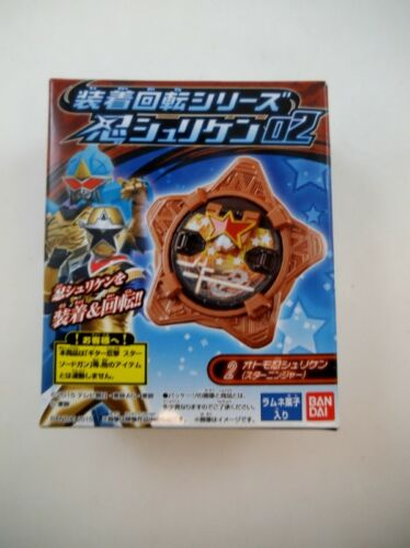 Bandai Japan Sentai Ninninger SM StarNinger Shuriken Power Rangers Ninja Steel 1