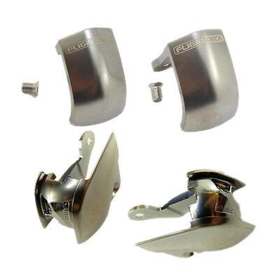 Shimano Ultegra ST-6700 Left Side Plate Name Plate B /& Fixing Screws