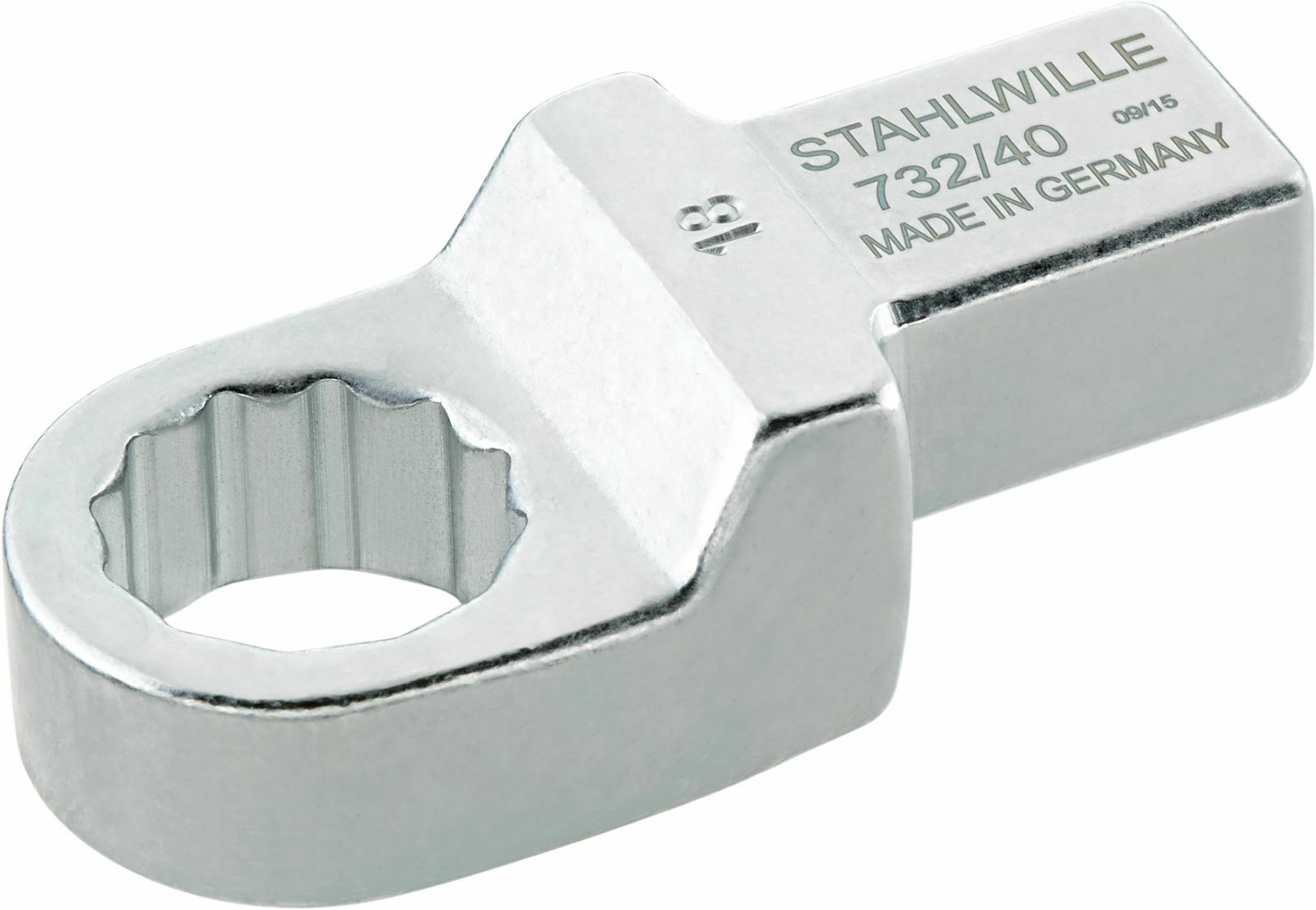 Stahlwille RING INSERT TOOL 14 X 18 MM 58624048