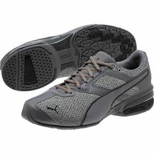 Puma Tazon 6 Knit Size 6.5 Gray Men's