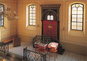 Groebitz-Synagoge-Tora-Schrein-Ansichtskarte
