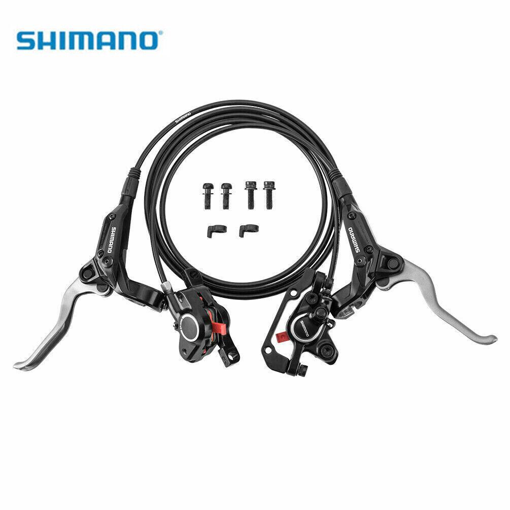 Shimano BR-BL-M365 Disc Brakes - Hydraulic Mountain Bike Brake Set  Front & Rear  fantastic quality