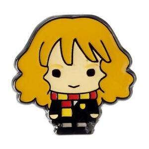Harry Potter Badge Chibi Hermione Official Merchandise Ebay