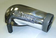 Extreme Velocity, O-Ringed, polished Aluminum, 4150 Carb Carburetor Hat