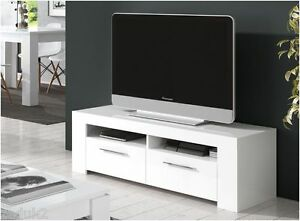 white tv entertainment center. Image Is Loading Cubo-Soft-Gloss-White-TV-Unit-LCD-Plasma- White Tv Entertainment Center