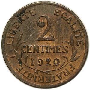 2-Centimes-DANIEL-DUPUIS-1920