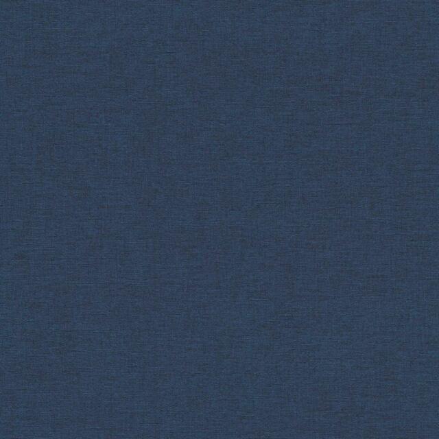 Rasch Wallpaper 449860 Best Of Florentine Plain Colour Blue