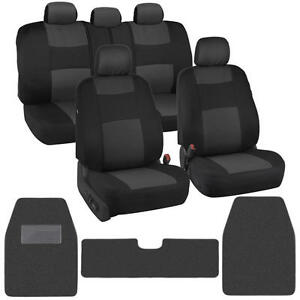 Image Is Loading Auto Interior Protection Car Seat Covers Carpet Floor