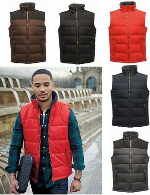 Mens Work Gilet Vest Regatta High Visibility Pro Waterproof Bodywarmer TRA840