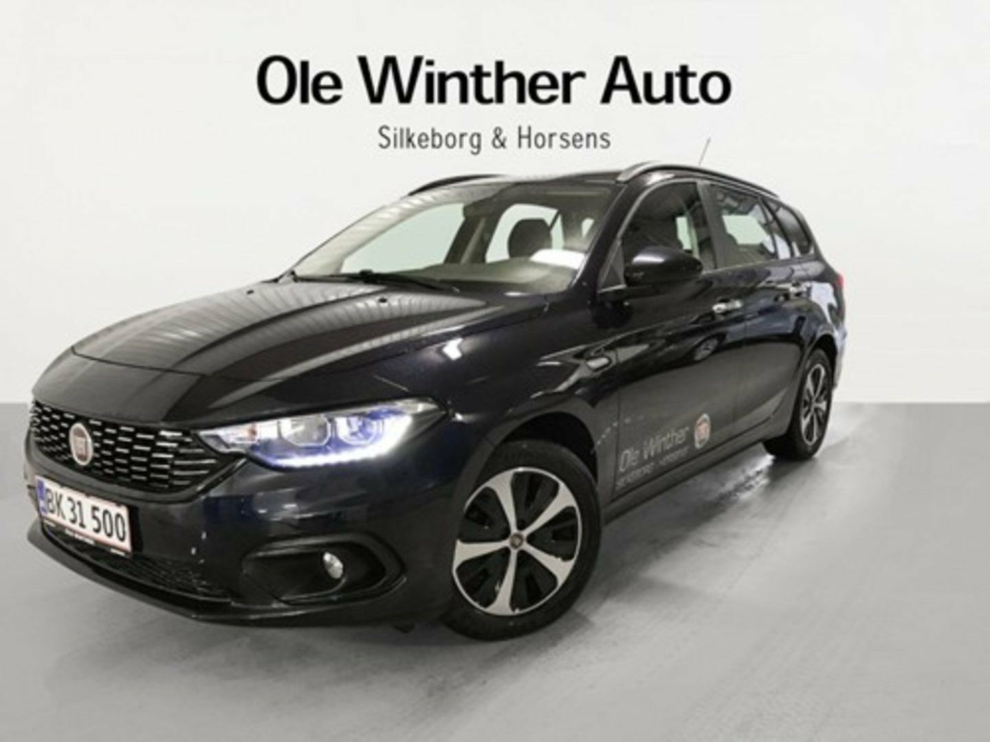 Fiat Tipo 1,4 T-Jet 120 Easy SW 5d - 179.800 kr.
