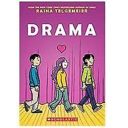 Drama by Telgemeier, Raina