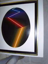 GARCIA ROSSI Horacio (1929- Argentine - 2012) Technique mixte et acrylique 1990