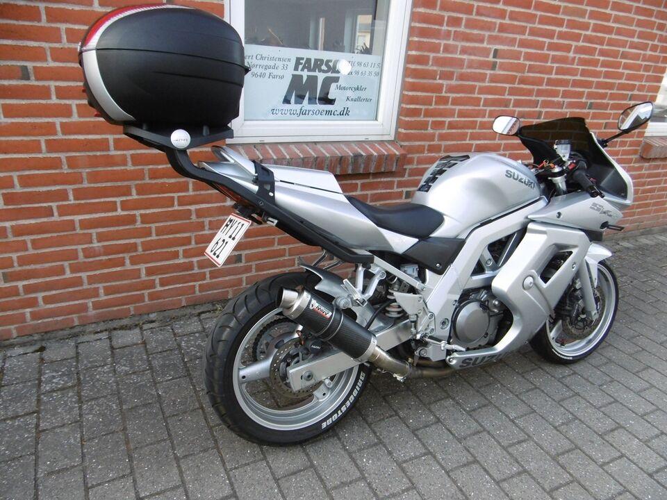 Suzuki, sv650s, ccm 650