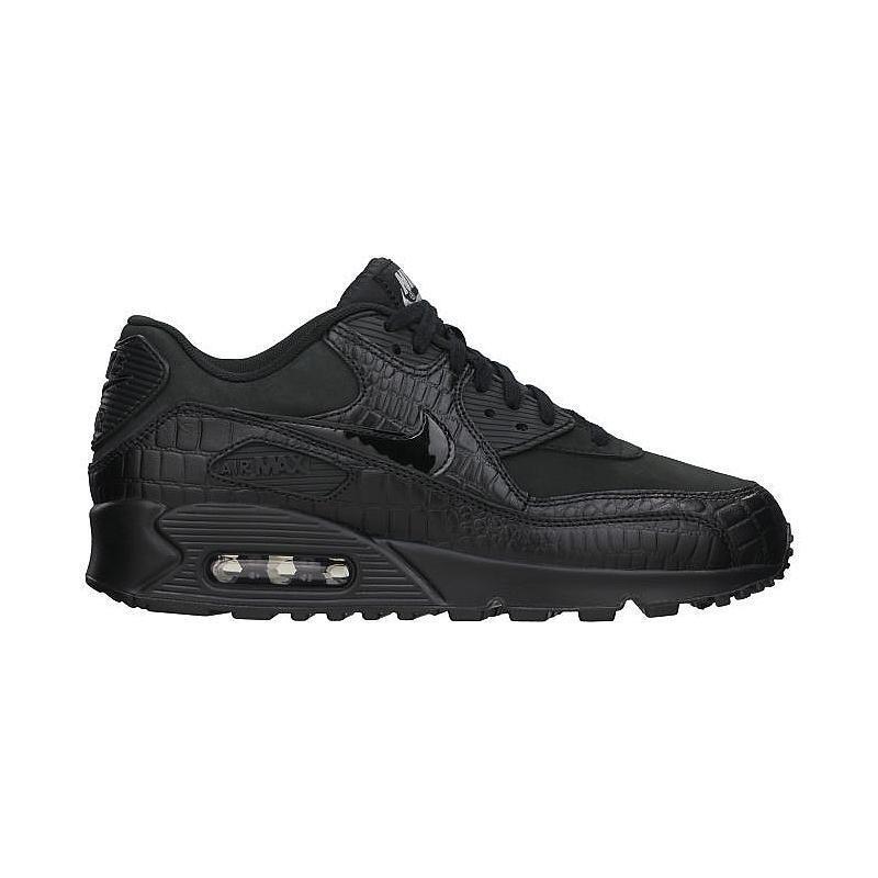 WMNS Nike Air Max 90 Size 5.5 (898512-007) BLACK