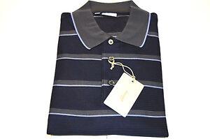 Polo Sleeve Xl Us sp4fa Eu Short Brioni New Size 54 Cotton f0q5UwnY
