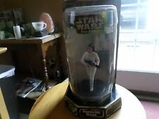 Star Wars Epic Force Princess Leia Organa Figure on rotating base 1998 Kenner