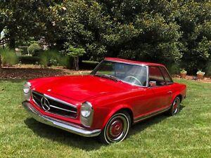 1966-Mercedes-Benz-SL-Class