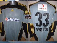 Gaziantepspor Adidas L Turkey Player Formotion Shirt Jersey Soccer Football Grey