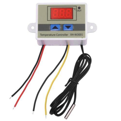 12V//120W 10A Digital Controller Schalter Thermostat NTC Temperaturfühler BF#