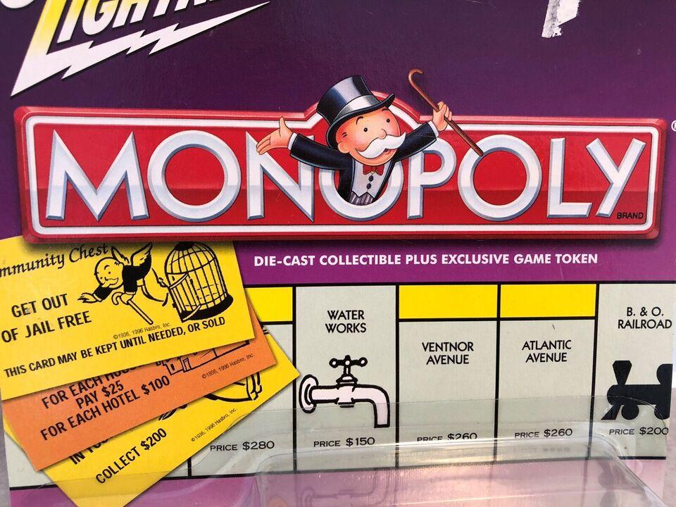 Modelbil, Monopoly