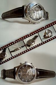 Gastfreundlich Luxus Scout Cavadini Herren Uhr Mit Schweizer Eta-werk Sportlich Chronograph