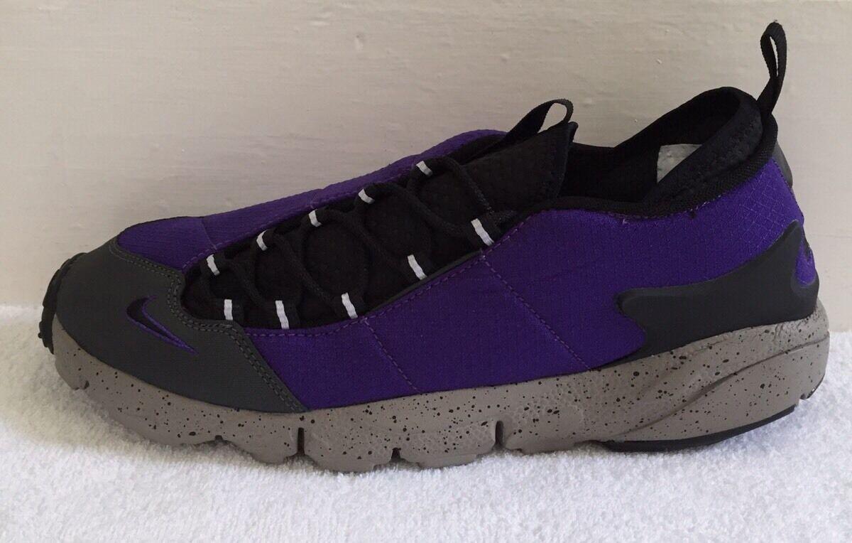Nike air footscape nm numero 10 (regno unito) bnib