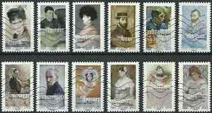 Timbres-France-Arts-Tableaux-autoadhesifs-1258-69-o-annee-2016-34297