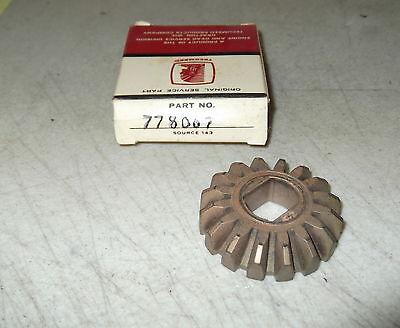 Genuine Tecumseh Bevel Gear # 778067, 778132  Tecumseh Engine       TB88
