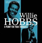 A Penny For Your Thoughts by Willie Hobbs (CD, Apr-2012, Soulscape Records)