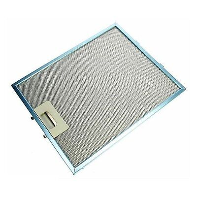 2 x Metal Mesh filter For LAMONA Howdens Cooker Hood Vent 320 x 260 mm