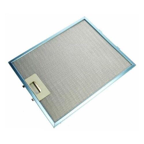 Per Lamona 320 x 260mm Metallo Da Forno Cappa Estrattore VENTOLA VENT Filtro anti grasso