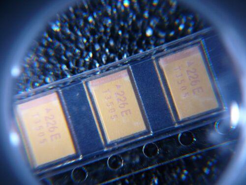 AVX TPSD226M025R Tantalum Capacitor 22uF 25V 20/% 2917 PB Free SMD *NEW* Qty.10